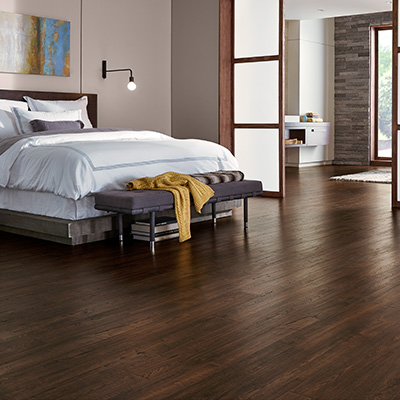 Find durable laminate flooring floor tile at the home depot for Floating laminate floor