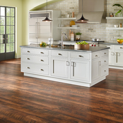 underlayment attached - Laminate Kitchen Flooring