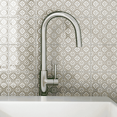 Lightly patterned tiles & Flooring \u0026 Wall Tile Kitchen \u0026 Bath Tile