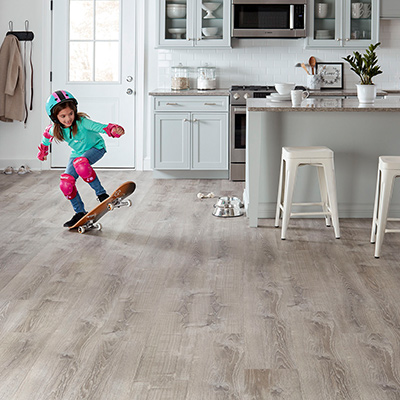 Vinyl Flooring & Resilient Flooring - The Home Depot