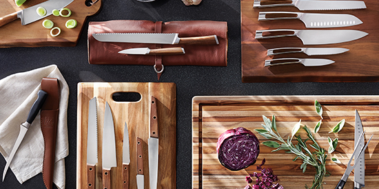 Best Kitchen Knives for Home Cooks