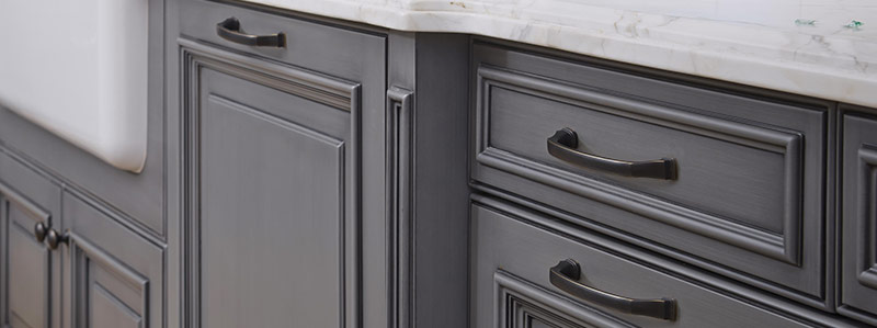Cabinet Hardware At The Home Depot - Hardware for grey cabinets