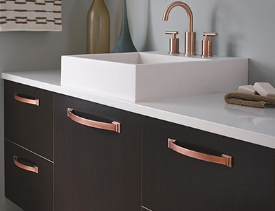 Nice Copper Cabinet Hardware