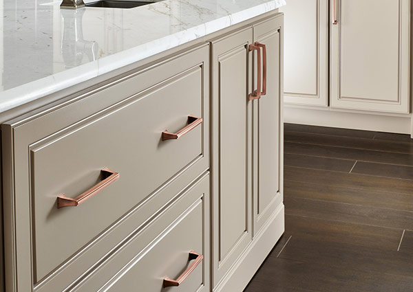 Where To Place Pull Handles On Kitchen Cabinets