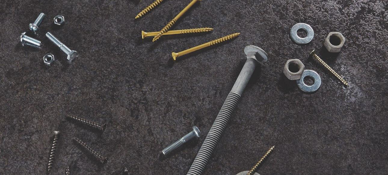 Space building self-tapping screws, screws