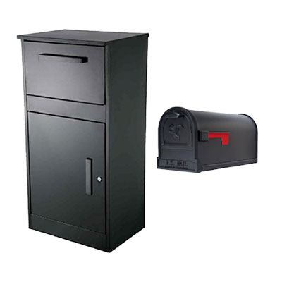 Mailboxes, Posts & Addresses - The Home Depot