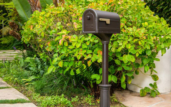 Mailboxes, Posts & Addresses