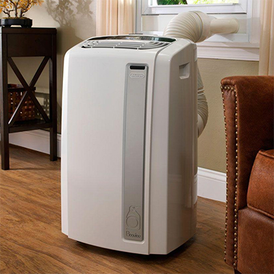 Air conditioners the home depot for Small room portable air conditioners