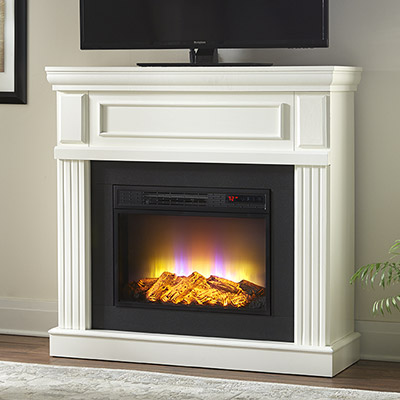 Amazing Indoor Fireplaces At The Home Depot Home Interior And Landscaping Mentranervesignezvosmurscom