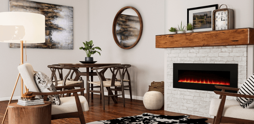 Explore Modern Fireplaces With Sleek Lines And Sophisticated Looks