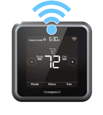 Wi-Fi Enabled Thermostats