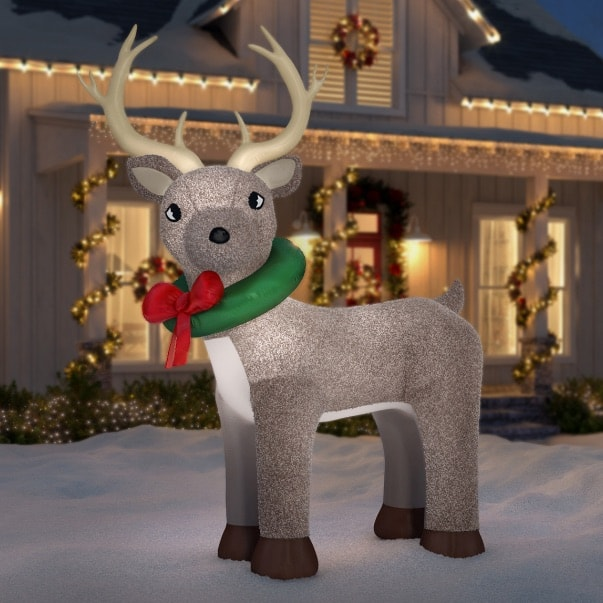 Christmas Inflatables Outdoor Christmas Decorations The