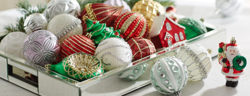 christmas ornaments decorate