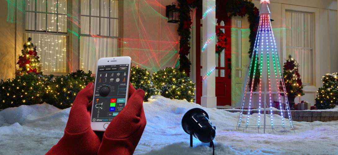 Portable Christmas Lights.Christmas Lights At The Home Depot