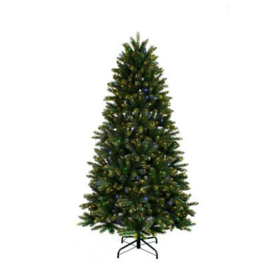 Artificial Christmas Tree Type. Classic - Christmas Trees €� The Home Depot
