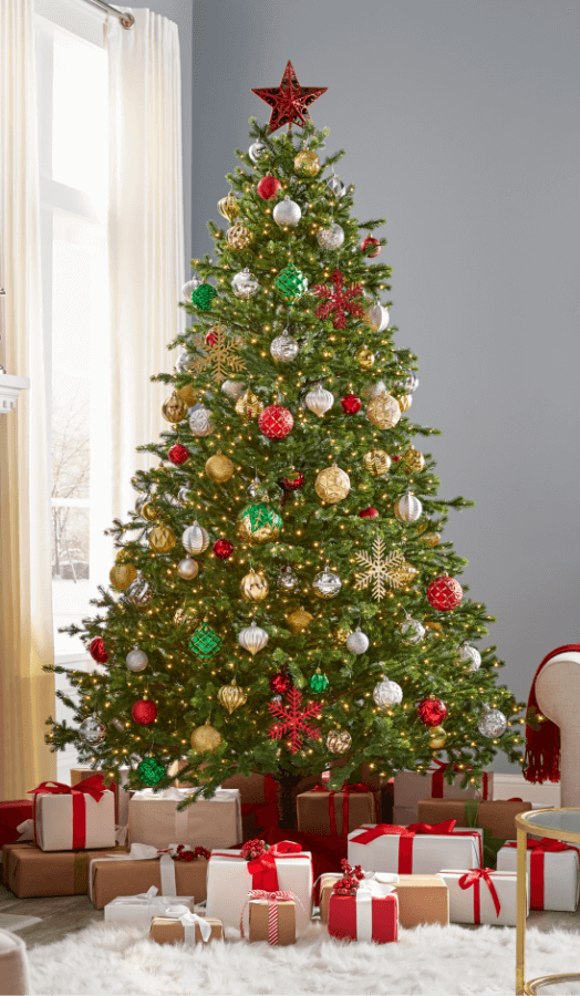 christmas trees - Under Christmas Tree Decorations
