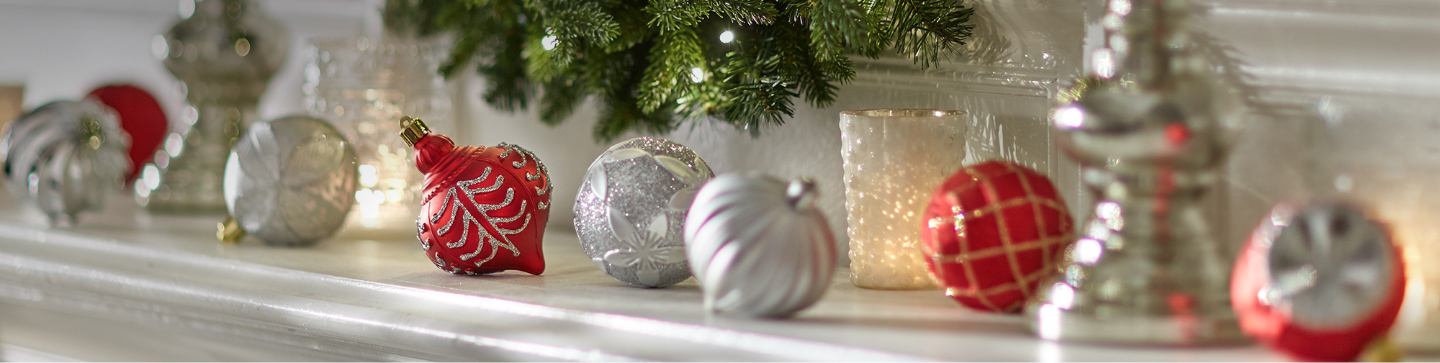 decorations for every room - Joy Christmas Decoration