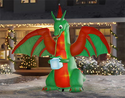 outdoor christmas decorations - Home Depot Inflatable Christmas Decorations