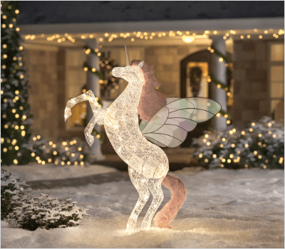 novelty - Home Depot Christmas Decorations For The Yard