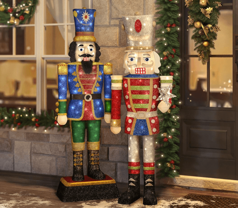 Christmas Outdoor Decorations.Outdoor Christmas Decorations