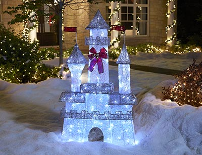 novelty - Outdoor Lighted Christmas Decorations