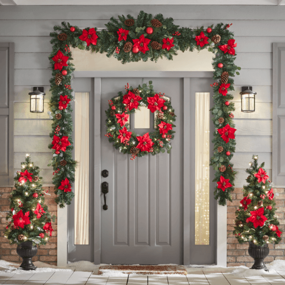 Outdoor Christmas Decorations Images.Outdoor Christmas Decorations