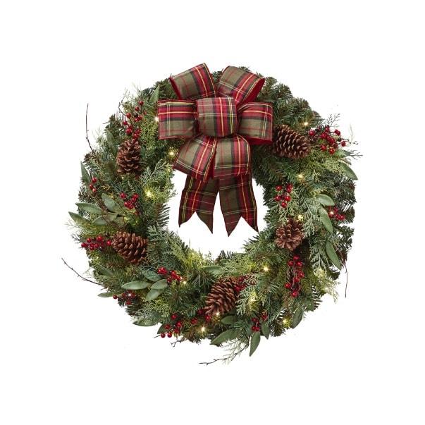 Christmas Greenery - The Home Depot