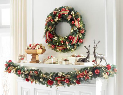 decor events indoor holiday christmas designer solutions commercial lighting decorations