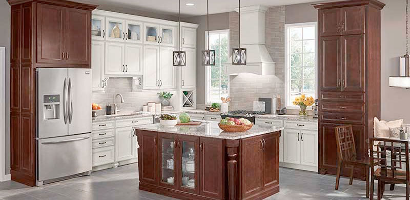 California Style Kitchen Design