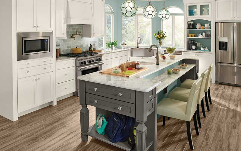 KraftMaid Cabinets. KraftMaid Collection