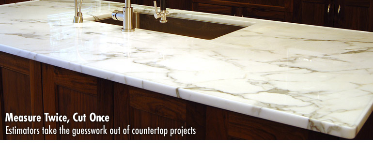 Countertop estimators
