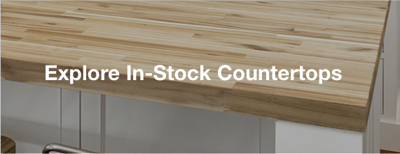 Check Our Inventory Of Ready To Ship Butcher Block Solid Surface And Laminate Countertops