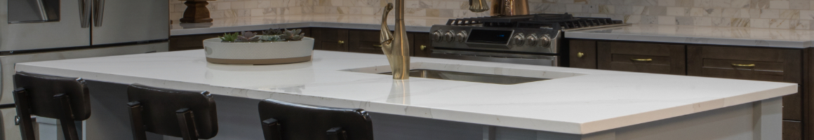 BASIC INSTALLATION INCLUDED WITH CUSTOM COUNTERTOP PRICING