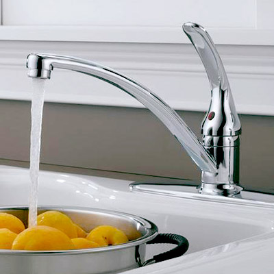 1 Handle Standard Faucets