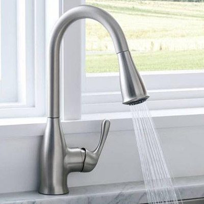 Kitchen Faucets At The Home Depot - Tall kitchen faucets