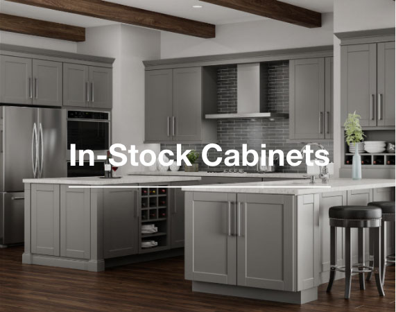 Cabinets Available Fast