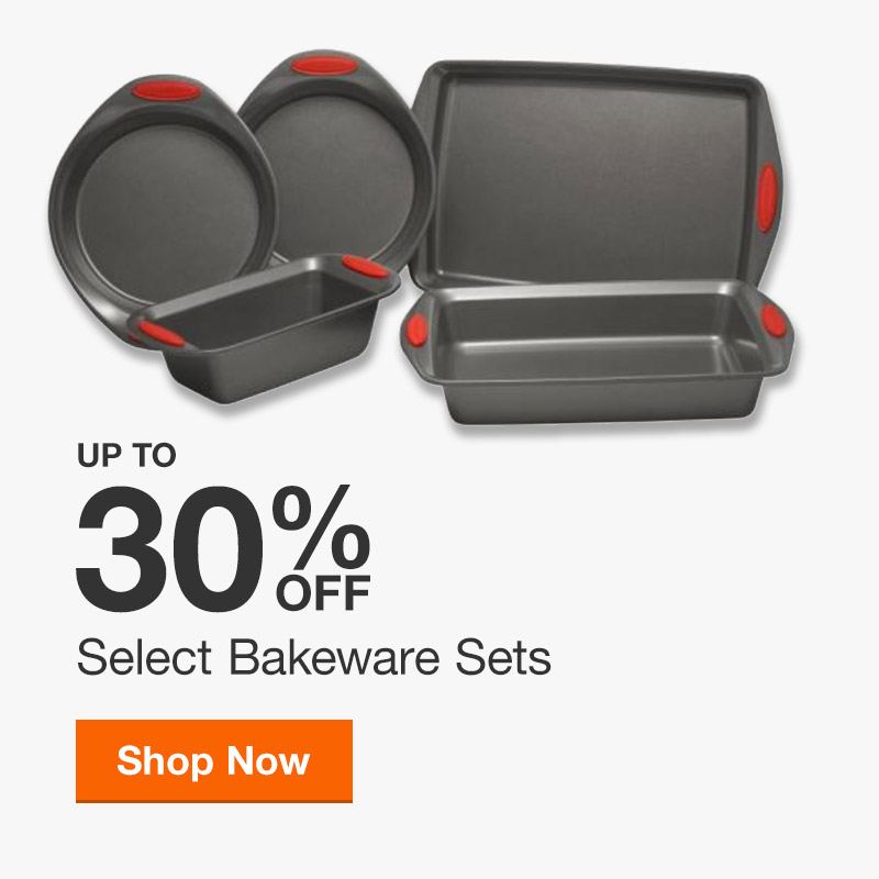 Up to 30% Off Bakeware Sets