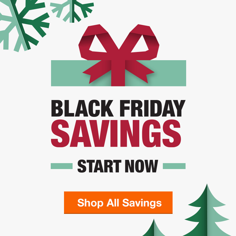 Black Friday Savings Now on Select Kitchenware