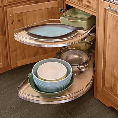 Pull-Out Lazy Susan