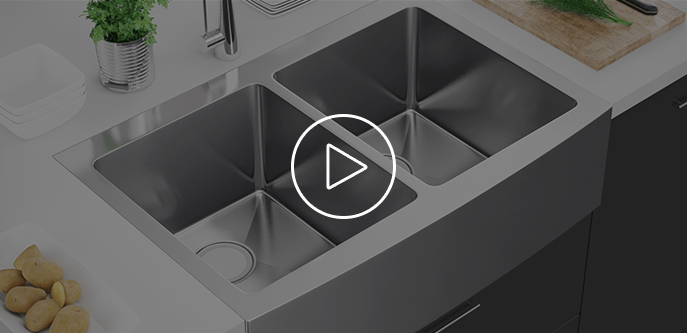 Kitchen Sink Measuring Video