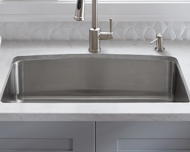 Kitchen Sinks - The Home Depot on home depot undermount sinks, inset kitchen sinks, stone sinks, american standard kitchen sinks, kohler kitchen sinks, elkay sinks, black kitchen sinks, stainless steel kitchen sinks, overmount kitchen sinks, undermount sinks 60 40, smart divide kitchen sinks, farm kitchen sinks, antique kitchen sinks, swanstone kitchen sinks, single bowl kitchen sinks, solid surface kitchen sinks, lowes kitchen sinks, ceramic kitchen sinks, farmhouse kitchen sinks, granite kitchen sinks,