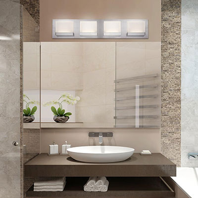 best recessed lighting for bathrooms bathroom lighting at the home depot 22675