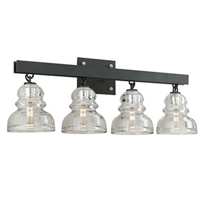 Great 4 Bulb Vanity Light Fixtures