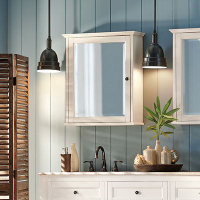 Bathroom lighting at the home depot bathroom pendant lights aloadofball