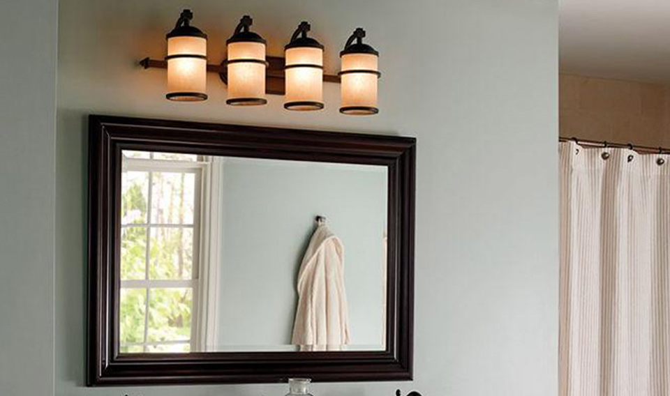 Shop All Vanity Lights - Bathroom Lighting At The Home Depot