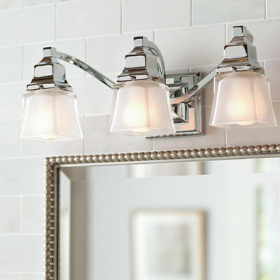 bathroom lighting fixtures. Vanity Lighting Bathroom Fixtures Home Depot