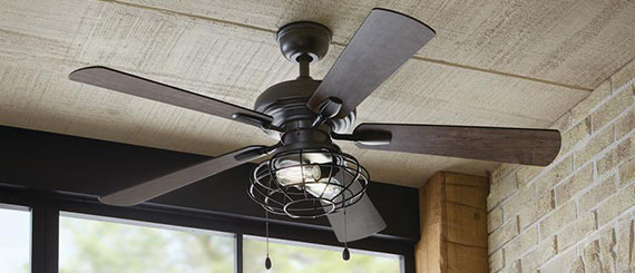 Ceiling Fans Lighting The Home Depot