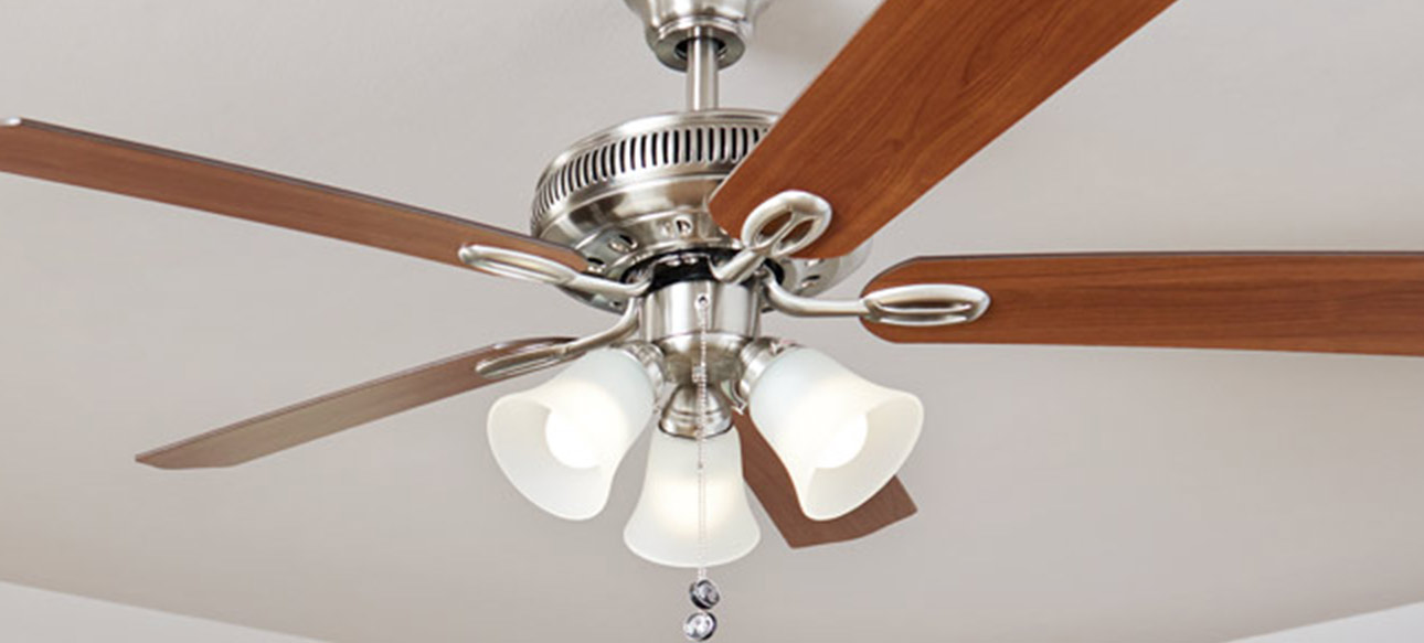 Hampton Bay Ceiling Fans The Home Depot