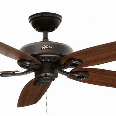 Outdoor ceiling fans indoor ceiling fans at the home depot ceiling fans without lights aloadofball Image collections