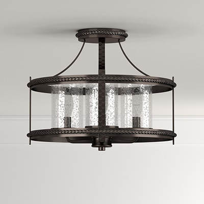ceiling lighting at the home depotsemi flush mount lights